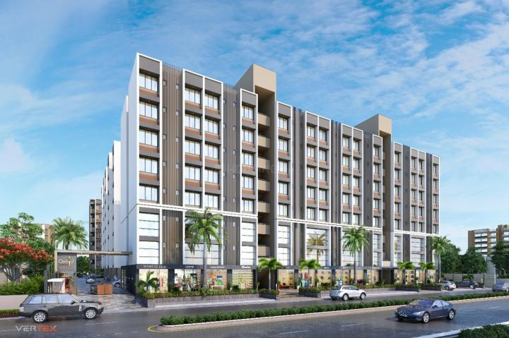 Project Image of 472.0 - 485.0 Sq.ft 1 BHK Apartment for buy in Udani Orchid Homes Block B
