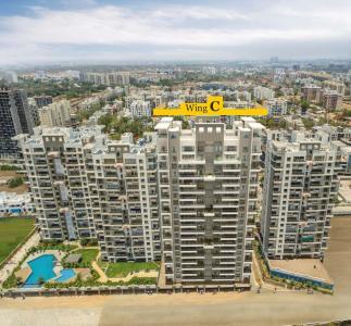 Project Image of 1602.0 - 1723.0 Sq.ft 3 BHK Apartment for buy in Bhandari 43 Privet Drive