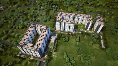 Project Image of 834.0 - 2140.0 Sq.ft 2 BHK Apartment for buy in Casagrand Zenith Phase II