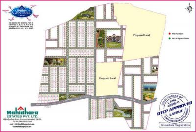 Project Image of 300.0 - 3600.0 Sq.ft Residential Plot Plot for buy in Mahidhara Central