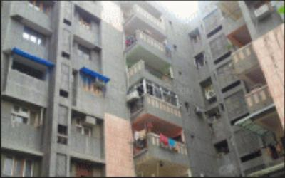 Gallery Cover Image of 1000 Sq.ft 2 BHK Apartment for rent in Satyam Apartment, Vasundhara Enclave for 17000