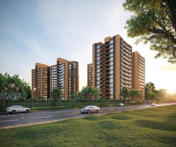 Project Image of 1584.0 - 1764.0 Sq.ft 3 BHK Apartment for buy in Arise Vibrant