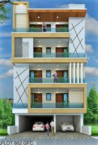 Gallery Cover Image of 2250 Sq.ft 3 BHK Independent Floor for buy in Krishna Signature Floors, Sector 42 for 7250000