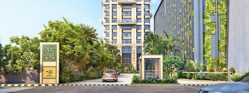 Project Image of 7780.0 - 7815.0 Sq.ft 4 BHK Apartment for buy in Mani The 42