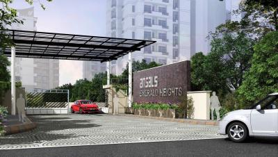 Gallery Cover Image of 1550 Sq.ft 3 BHK Apartment for buy in Ansals Emerald Heights, Chamrauli for 5200000