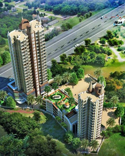 Project Image of 375.88 - 608.27 Sq.ft 1 BHK Apartment for buy in KM Horizon Flora