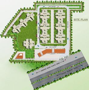 Project Image of 1100 Sq.ft 2 BHK Apartment for buyin Sector 86 for 3450000