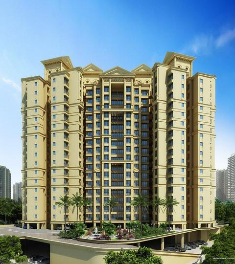 Project Image of 1265 - 1702 Sq.ft 2 BHK Apartment for buy in Arihant Aarohi Phase II
