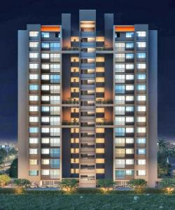 Project Image of 1235 - 1255 Sq.ft 2.5 BHK Apartment for buy in Sun Aspire