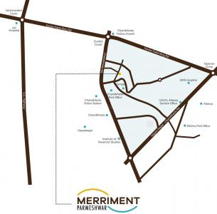 Project Image of 936.46 - 943.03 Sq.ft 3 BHK Apartment for buy in Parth Merriment Parmeshwar