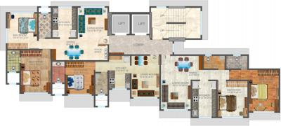 Project Image of 391.05 - 1156.37 Sq.ft 1 BHK Apartment for buy in  The Mayur Pankh Co Operative Housing Society Limited Gokul Mayurpankh