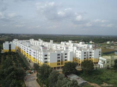 Gallery Cover Image of 909 Sq.ft 3 BHK Apartment for rent in Atik, Kada Agrahara for 15000
