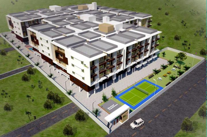 Project Image of 984.0 - 1511.0 Sq.ft 2 BHK Apartment for buy in Pyramid Watsonia