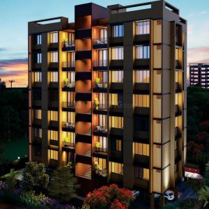 Project Image of 0 - 1485 Sq.ft 3 BHK Apartment for buy in Harsh Prime