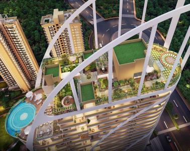 Project Image of 2510.0 - 3300.0 Sq.ft 3 BHK Apartment for buy in Dasnac Burj Noida
