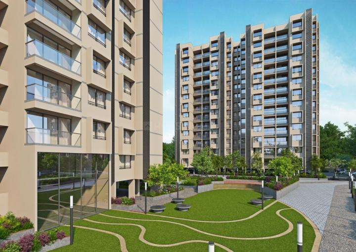 Project Image of 1845.0 - 2727.0 Sq.ft 3 BHK Apartment for buy in Ajmera And Sheetal Casa Vyoma