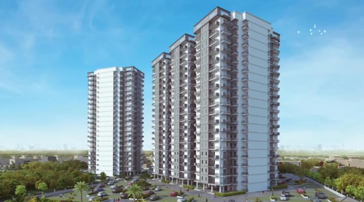 Project Image of 569.24 - 768.173 Sq.ft 2 BHK Apartment for buy in Signature Roselia 2