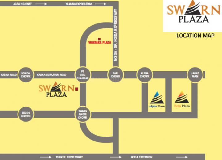 Project Image of 84.3 - 1441.62 Sq.ft Shop Shop for buy in Shri Vinayaka Swarn Plaza