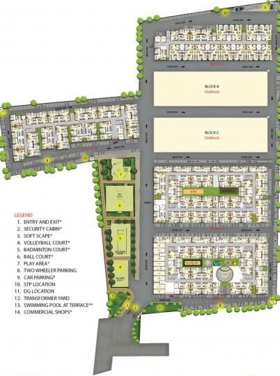 Project Image of 271 - 506 Sq.ft 1 RK Apartment for buy in XS Real En Veedu