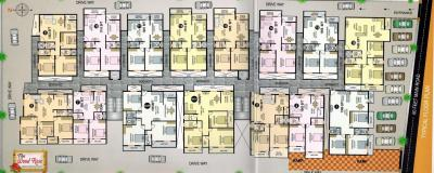 Gallery Cover Image of 1450 Sq.ft 3 BHK Apartment for rent in Vaastu The Wood Rose, Jyotipuram for 16000