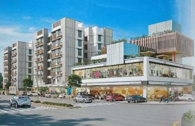 Gallery Cover Image of 3000 Sq.ft 3 BHK Apartment for rent in Altezza, Chandkheda for 16000