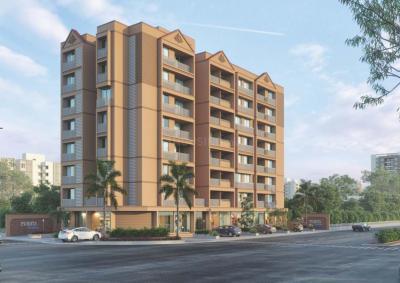 Project Image of 649.49 - 678.23 Sq.ft 2 BHK Apartment for buy in Vasudev Developers Pushti Skyline