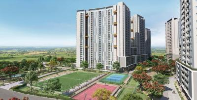 Project Image of 802.56 - 1232.04 Sq.ft 2 BHK Apartment for buy in Serene At Brigade Cornerstone Utopia
