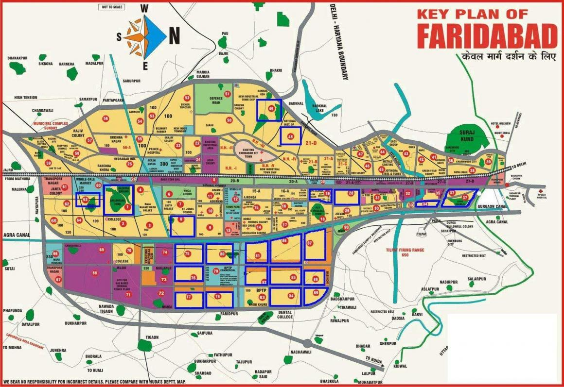Achievers Status Expandable Villas in Sector 49, Faridabad