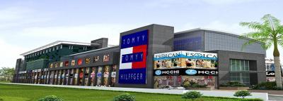 एम2के कॉर्पोरेट पार्क शॉपिंग प्लाज़ा में खरीदने के लिए 1000 - 30000 Sq.ft Shop शॉप प्रोजेक्ट  की तस्वीर