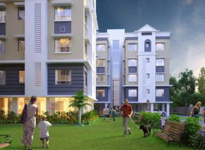 Gallery Cover Image of 1152 Sq.ft 3 BHK Apartment for rent in Malancha Mahi Nagar for 12000