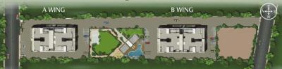 Project Image of 856 - 970 Sq.ft 2 BHK Apartment for buy in Golok Vrindavan