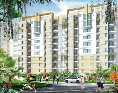 Gallery Cover Image of 1675 Sq.ft 3 BHK Apartment for rent in Orris Carnation Residency, Sector 85 for 12500