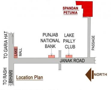 Project Image of 0 - 1725.0 Sq.ft 3 BHK Apartment for buy in Spandan Petunia