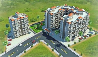 निर्माण आदि आरंभ में खरीदने के लिए 332 - 495 Sq.ft 1 BHK अपार्टमेंट प्रोजेक्ट  की तस्वीर