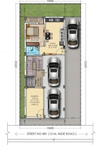 Project Image of 0 - 1050.0 Sq.ft 3 BHK Apartment for buy in Dev HIG Project