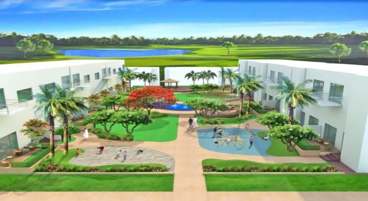 Project Image of 1166.0 - 1590.0 Sq.ft 2 BHK Apartment for buy in Golf Suites