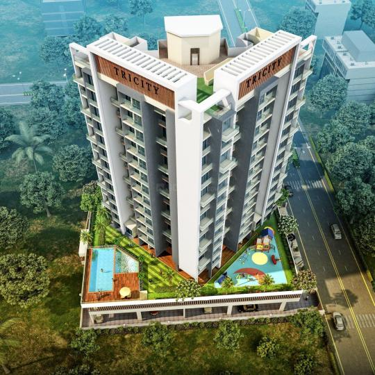 Project Image of 368.99 - 552.62 Sq.ft 2 BHK Apartment for buy in Tricity Promenade