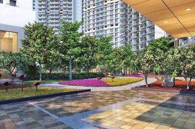Gallery Cover Image of 1736 Sq.ft 3 BHK Apartment for rent in L&T Crescent Bay T4, Parel for 115000