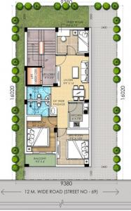 Project Image of 0 - 1080.0 Sq.ft 2.5 BHK Apartment for buy in Danish Kalpataru Housing Society