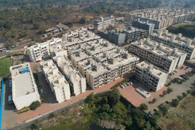 Gallery Cover Image of 426 Sq.ft 1 BHK Apartment for buy in Samruddhi Evergreens Phase 4C, Badlapur East for 2200000