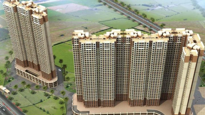 Project Image of 295.58 - 503.21 Sq.ft 1 BHK Apartment for buy in Clan City Ruby