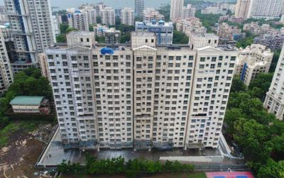 Gallery Cover Image of 505 Sq.ft 1 BHK Apartment for rent in Powai for 56000