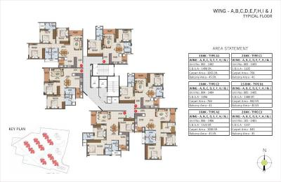 Gallery Cover Image of 660 Sq.ft 1 BHK Apartment for buy in Sumadhura Eden Garden, Bidare Agraha for 3800000