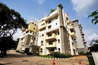 Gallery Cover Image of 4000 Sq.ft 4 BHK Apartment for rent in Sobha Ivory, Sivanchetti Gardens for 135000