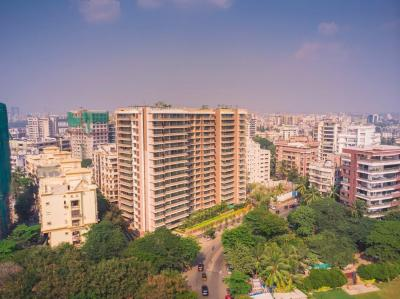 Gallery Cover Image of 3000 Sq.ft 4 BHK Apartment for rent in Kalpataru Solitaire, Juhu for 450000