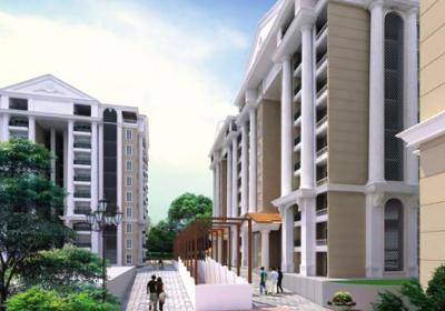 Gallery Cover Image of 1650 Sq.ft 2 BHK Apartment for rent in Jain East Parade, Kartik Nagar for 35000
