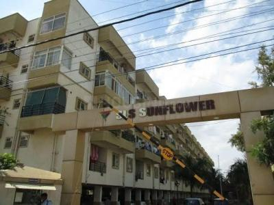 Gallery Cover Image of 1200 Sq.ft 2 BHK Apartment for rent in SLS Sunflower, Bhoganhalli for 26000