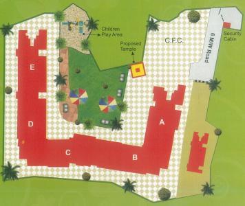 पंचरत्न निसर्ग रेसिडेंसी में खरीदने के लिए 440.0 - 870.0 Sq.ft 1 RK अपार्टमेंट प्रोजेक्ट  की तस्वीर
