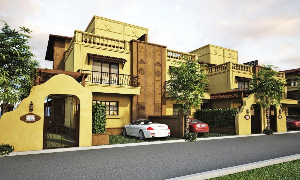 Project Image of 4338.0 - 5436.0 Sq.ft 4 BHK Villa for buy in Palacio Hacienda Homes