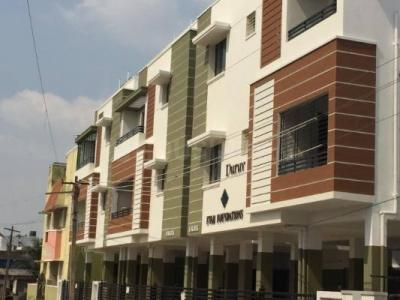 Gallery Cover Image of 1200 Sq.ft 2 BHK Apartment for rent in Duruv, Iyyappanthangal for 16000